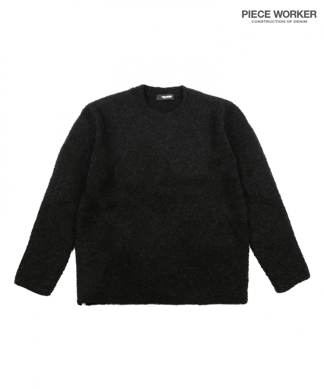 Supple Knit - Black