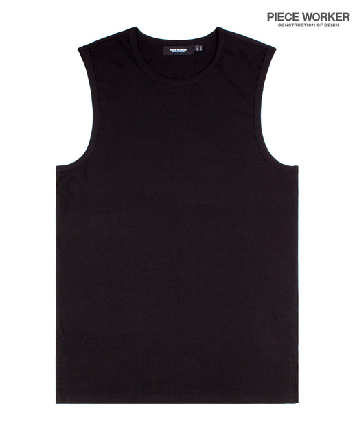 Vintage Sleeveless Black / Semiover
