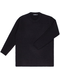 Premium Wool Knit Black / Semiover