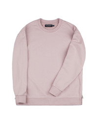 Vintage Heavy Sweat Shirt Pink / Semi over