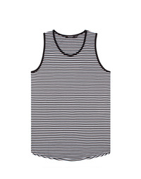 Stripe Sleeveless Stripe / Semiover