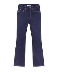 [W]SPLIT FLARE DARK BLUE / NEW BOOT CUT