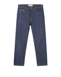 Dual Origin Selvedge Indigo / New Straight