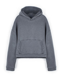 [W]Pigment Cropped Hoodie