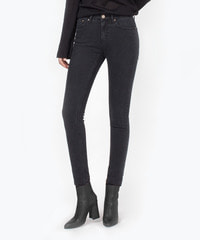 [W]Black Stretch / Skinny