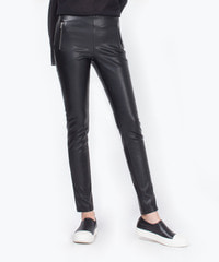 [W]Leather Divide / Skinny