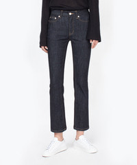 [W]Important Blue Indigo Blue / Boot Cut
