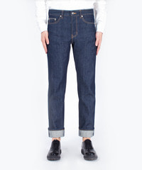Dual Origin Selvedge / NewStraight