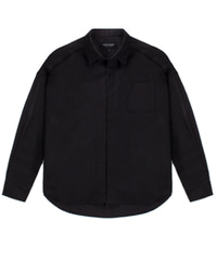 Oversizing Shirket - Black