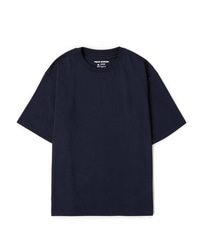 Basic Shot Sleeve Navy / Semiover