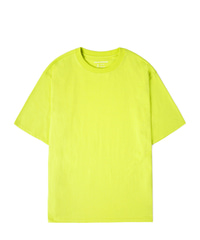 Basic Shot Sleeve Lime / Semiover