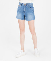 [W]Cut Off Shorts BL / Short